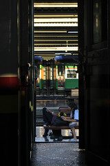 I_B_IMG_9254 (florian_grupp) Tags: southeast asia thailand siam thai train railway railroad srt staterailwayofthailand metregauge metergauge bangkok krungthep station mainstation hualumpong hualamphong