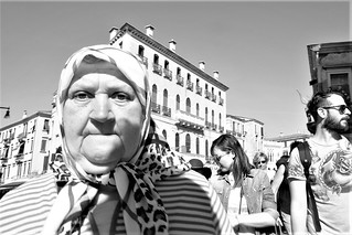 Venice Tourists