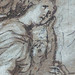 VAN DYCK Antoon - Charité humaine (drawing, dessin, disegno-Louvre INV19912) - Detail 4