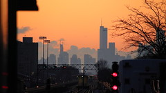 Good Morning Chicago (hrc_oakpark) Tags: ctaharlem cta oakpark cook il