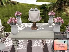 {YD} Wedding Spring Tulips - 03 ({Your Dreams}) Tags: yourdreams newdecoration 100originalmesh wedding gacha tulip