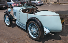 1929 MG Midget (Pat Durkin OC) Tags: 1929mg typem midget boattail speedster roadster blue