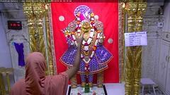 Ghanshyam Maharaj Shringar Darshan on Tue 01 May 2018 (bhujmandir) Tags: ghanshyam maharaj swaminarayan dev hari bhagvan bhagwan bhuj mandir temple daily darshan swami narayan shringar
