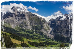 Wetterhorn, Mattenberg, Barglistok et Schrekhorn (jamesreed68) Tags: mountain schweiz nature suisse berne oberland wetterhorn mattenberg barglistok schreckhorn canon eos 600d grindelwald groupenuagesetciel alpes alps