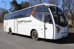 McNAIRN'S COACHES FHZ6882 SL52DGX 03-KE-3077 (bobbyblack51) Tags: mcnairns coaches fhz6882 sl52dgx 03ke3077 daf sb4000 ayats atlantis barton maynooth fitzcharles grangemouth ayr 2018