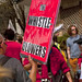 Traditional Workers May Day Rally and March Chicago Illinois 5-1-18  1240