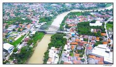 bridge in tanggerang (harrypwt) Tags: harrypwt jakarta indonesia city canons95 s95 aerial landscape