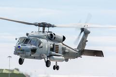 Royal Australian Navy MH-60R (Calum Linnen) Tags: mh60r sea hawk sikorsky lockheed royal austrailian navy 816nas joint warrior lossiemouth raf