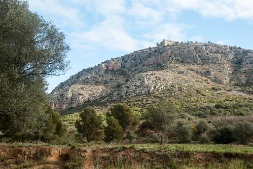 Château de Montgrí (Catalogne/Espagne)