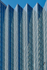 Pleats. (bkkay1) Tags: architecture abstract building