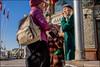 2a7_DSC1711 (dmitryzhkov) Tags: russia moscow documentary street life color colour human reportage social public urban city photojournalism streetphotography people crossing crosswalk dmitryryzhkov everyday candid stranger conversation speak face streetportrait portrait group bunch kid parent