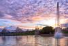 Parque de la Alhóndiga (jchmfoto.com) Tags: landscape sunset ocaso sundown puestadelsol landscapes crepúsculo dusk paisajes anochecer paisaje twilight puestadesol evening noche nightfall getafe comunidaddemadrid spain es
