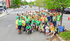 2018.05.06 Vermont Avenue, NW Garden - Work Party, Washington, DC USA 01812