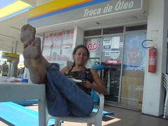 2954234080098220273TeDkCX_fs (paulswentkowski1983) Tags: dirty feet soles filthy strret calloused pitch black outdoor no shoes barefoot barefeet female