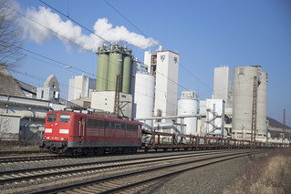 D Railpool 151 168-2 Karlstadt 23-02-2018