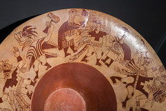 IMG_1518 (jaglazier) Tags: 2018 32518 500700 500ad700ad 6th7thcenturies 6thcentury7thcentury 6thcenturyad7thcenturyad animals archaeologicalmuseum armor artmuseums ceramics clay crafts cuirass drawing drums gods goldenkingdomsluxuryandlegacyintheancientamericas gravegoods march mesoamerican metropolitanmuseum moche museums musicalinstruments musicians newyork peruvian pottery precolumbian red religion reptiles rituals specialexhibits tumi usa archaeology art battles birdmen buff burialgoods clubs copyright2018jamesaglazier demons dogs duels earthenware fineline helmets mammals mythical painted panpipes peru shields snakes unglazed weapons winged unitedstates