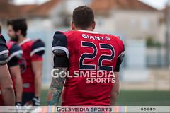 Valencia Giants - Voltors Mallorca (Paula Marí)