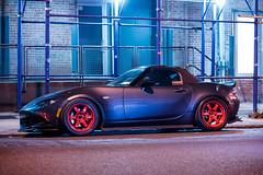 Super Street x Tough Club Meet (doitJEFFSTYLE) Tags: superstreet toughclub jdm import car automotive track newyork nyias2018 manhattan nyc mazda miata mx5 sel85f18 sonyalpha sony 85mm
