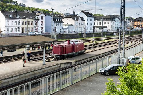 VEB V100 2091 / 212 209 | Trier Hbf