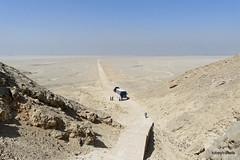 View from Stele (Stela) U, Amarna (1).JPG (tobeytravels) Tags: egypt akhenaten elamarna akhetaten akhetaton minya proclamations boundarystelae