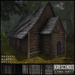 [Kres] Long Hall ([krescendo]) Tags: longhall viking roleplay gor secondlife sl we3rp weloveroleplay kres krescendo