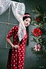 Ao Dai Co Ba Sai Gon Vietnamese Traditional Dress Tet (Hai Tuoi) Tags: ao dai co ba sai gon vietnamese traditional dress tet fashion model