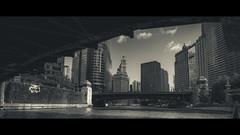 B&W Chicago Loop