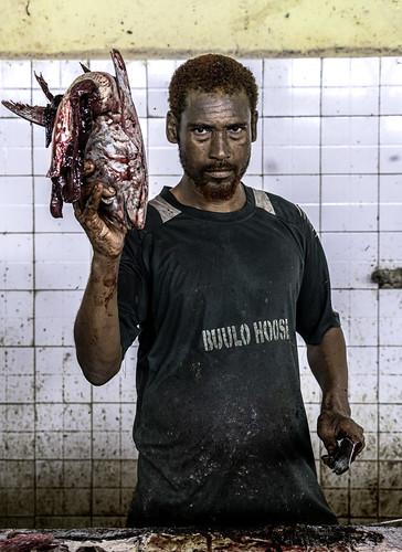 Mogadishu Fishmonger