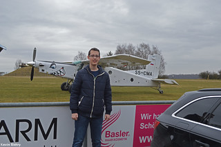 Kevin and the Pilatus