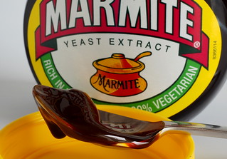 A Spoon full of Marmite
