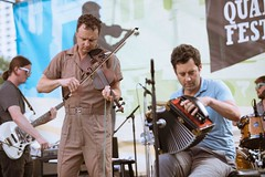 French Quarter Fest 2018 - Lost Bayou Ramblers