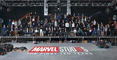 Marvel Class Photo The First Ten Years (noriart) Tags: marvel class photo the first ten years