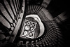 Wooden stairs (yousufkhan4) Tags: architecture monochrome blackandwhite symmetry dubai dubaiphotographer canonforum canonphotography canon grill stairs atlantis atlantisdubai picoftheday photographer bw artist art