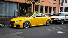 Audi TTS (Felix Gellendin) Tags: vw golf mk1 mk2 mk3 mk4 mk5 mk6 mk7 gti r bmw e46 e39 t1 bulli transporter käfer beetle typ 17 widebody original stance stanceworks stancenation passat tt tts audi a6 a5 s5 s6 cabrio droptop hatchback a3 s3 rs3 rotiform mbdesign camber bbs rs wheelwhores wheels wheel rims münnerstadt meingticom meingti saisonstart volkswagen