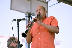 French Quarter Fest 2018 - Evan Christopher