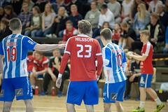 Dicken - BK46 (MSM) (aixcracker) Tags: bk46 dicken handball handboll käsipallo sports sport urheilu msm semifinal semifinaali britas pirkkola helsinki helsingfors suomi finland team lag joukkue nikond3 iso3200