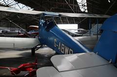 Hangared (crusader752) Tags: spartan arrow gabwp biplane redhill cometracer