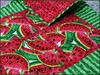 841_Watermelon Table Topper_g (QuiltinWaYnE) Tags: quilted handmade kitchentabledecor diningtabledecor coffeetabledecor tablemat tabletopper tabledecor quiltedtabletopper quiltsy etsyseller etsyquilter etsy etsyshop etsyhandmade qqqetsy quiltedtabledecor tablelinen handmadequilt tablequilt