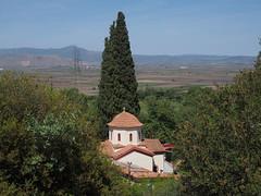 Το μοναστήρι του Τιμίου Προδρόμου στο Λαφύστιο (Γρανίτσα). (Giannis Giannakitsas) Tags: greece grece griechenland viotia βοιωτια μονη μοναστηρι τιμιου προδρομου λαφυστιο γρανιτσα