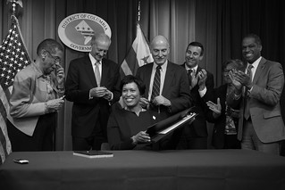 April 13, 2018 Metro Funding Bill Signing
