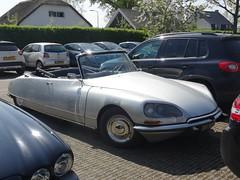 1968 Citroën DS 21 Cabriolet (harry_nl) Tags: netherlands nederland 2018 bunnik citroën ds 21 cabriolet dh1665 sidecode1 import