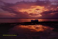 Sunset (kayak_no1) Tags: nikon d800e nauticamhousing 15mmsigmafisheye fisheye ysd1 underwater underwaterphotography wa wideangle diving scubadiving uw moalboal philippines sunset