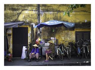 Street scene, Vietnam