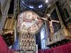 Salò (magellano) Tags: salò italia italy duomo chiesa church santannunziata cricifisso crucifix altare cupola dome affresco fresco