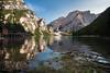Dreaming with open eyes (luigig75) Tags: braies lago dolomiti mountains lake montagne canon 70d efs1022mmf3545usm italia italy trentinoaltoadige