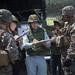 South Kanto Defense Bureau Visit Arms Training Complex, Camp Fuji