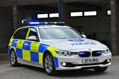 SF14 MHA (S11 AUN) Tags: police scotland bmw 330d xdrive auto estate touring traffic car anpr rpu trpg trunkroadspatrolgroup roads policing unit 999 emergency vehicle vdivision sf14mha