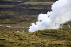 20170817-101236LC (Luc Coekaerts from Tessenderlo) Tags: hveragerði suðurland iceland isl nesjavellir geothermischeelektriciteitscentrale geothermalpowerstation powerstation electriciteitscentrale hill damp vapor splitdef170950nesjavellirgeothermalpowerstation public nobody cc0 creativecommons 20170817101236lc coeluc vak201708iceland hveragerdi