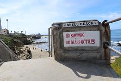 La Jolla Cove (lovelyivan) Tags: travelingtheworld 美國 usa 聖地牙哥 sandiego lajollacove
