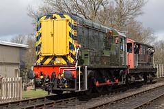 09018 Sheffield Park (daveymills31294) Tags: 09018 sheffield park class 09 bluebell railway diesel gala 2018